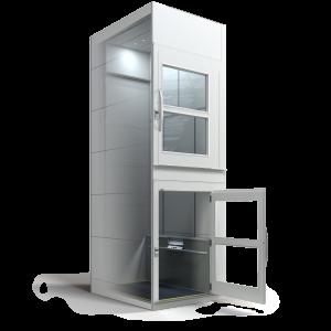Подъемник для больничных каталок или товаров CIBES А8000