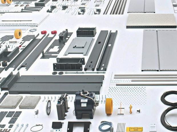 Elevator parts